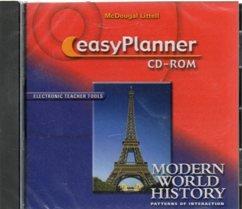 9780618186259: McDougal Littell World History: Patterns of Interaction: Electronic Teacher Tools Grades 9-12 Modern World History
