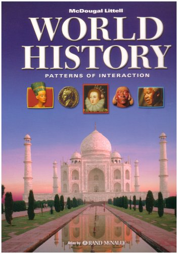 9780618187744: World History: Patterns of Interaction