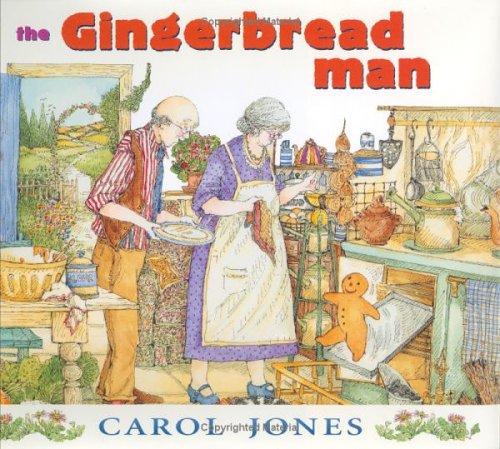 The Gingerbread Man: Carol Jones