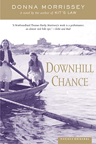 9780618189274: Downhill Chance: A Novel