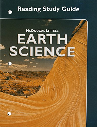 9780618192175: Earth Science: Reading Study Guide