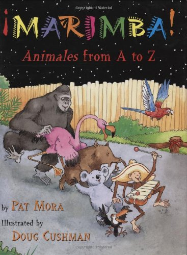 9780618194537: ?Marimba!: Animales From A to Z