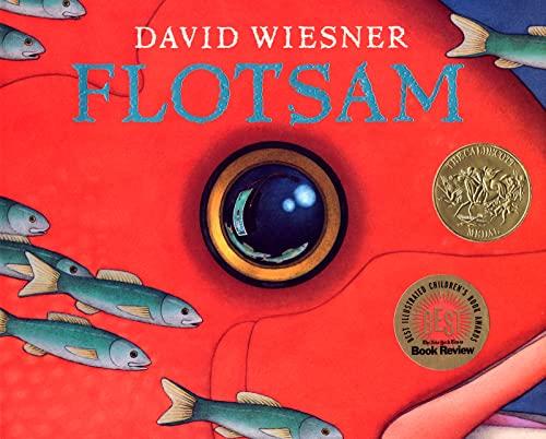 9780618194575: Flotsam (Caldecott Medal Book)