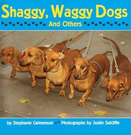 Shaggy, Waggy Dogs (And Others) (0618194665) by Calmenson, Stephanie