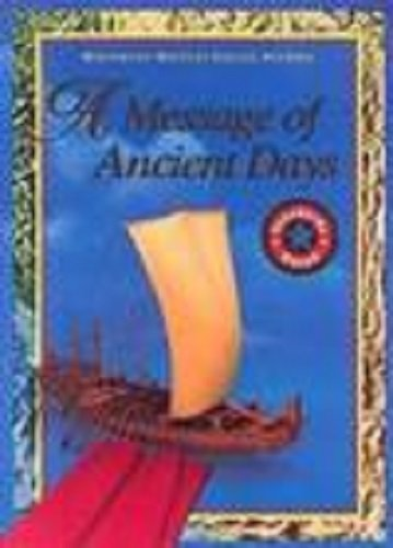 9780618195534: Houghton Mifflin Social Studies: A Message of Ancient Days, Student Edition