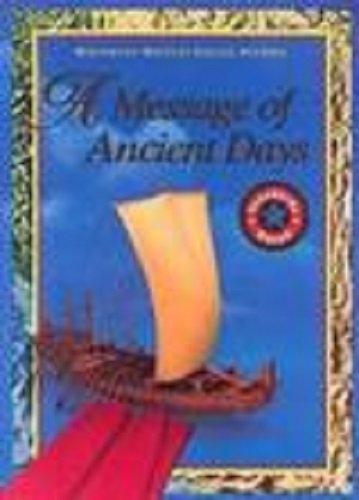 9780618195534: Houghton Mifflin Social Studies: A message of Ancient Days