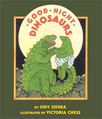 9780618196005: Good Night, Dinosaurs