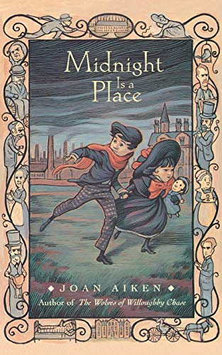 9780618196258: Midnight Is a Place (Wolves Chronicles (Paperback))