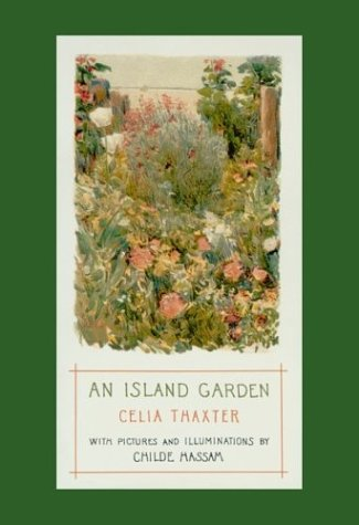 9780618199082: An Island Garden