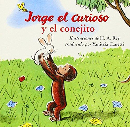 9780618203161: Jorge el Curioso y la Conejita (Jorge El Curioso / Curious George)