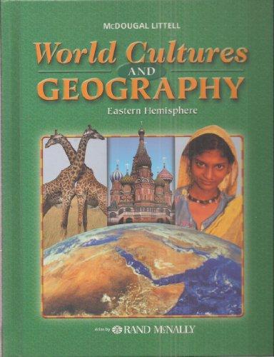 9780618203505: McDougal Littell World Cultures & Geography: Student Edition Grades 6-8 Eastern Hemisphere 2003