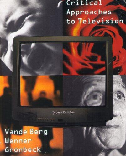 9780618206742: Critical Approach TV 2e