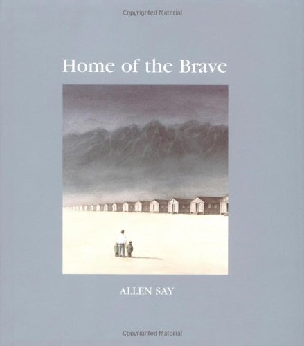 Home of the Brave (SIGNED): Say, Allen