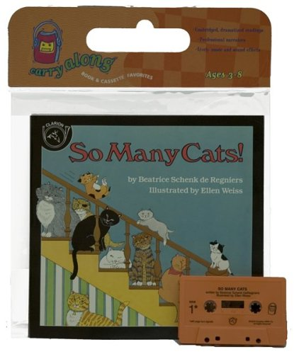 9780618212545: So Many Cats! [With Cassette]