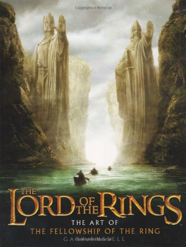 9780618212903: The Lord of the Rings: The Art of the Fellowship of the Ring