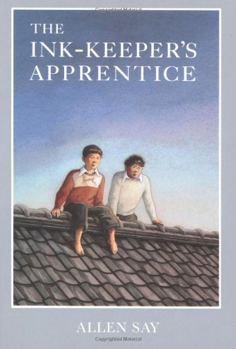 9780618216130: The Ink-Keeper's Apprentice