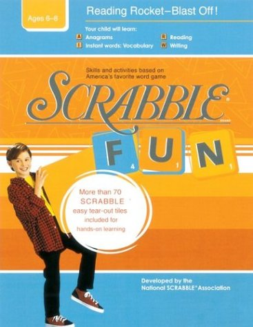 Scrabble Fun: Reading Rocket -- Blast Off! (Primary Level): The National Scrabble Association