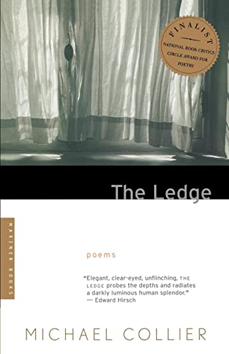 9780618219100: The Ledge: Poems
