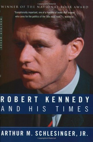 9780618219285: Robert Kennedy and His Times