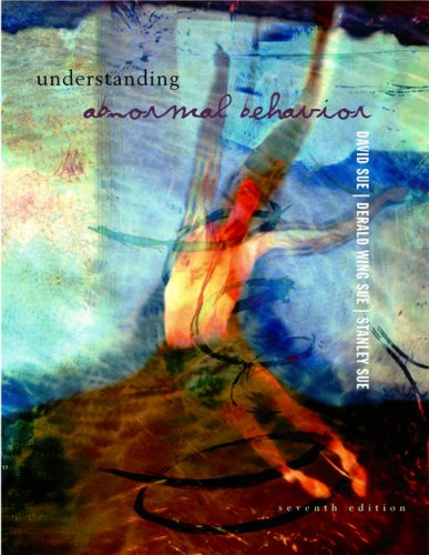 9780618219995: Understanding Abnormal Behavior, Seventh Edition