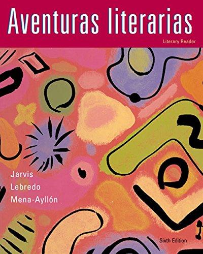 9780618220830: Aventuras Literarias (World Languages)