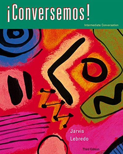 9780618220885: Conversemos! Intermediate Conversation (World Languages) (Spanish and English Edition)