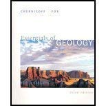 Essentials of Geology (0618221514) by Chernicoff, Stanley