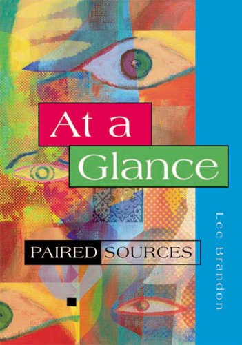 Brandon at a Glance: Paired Sources (At a Glance S.): Brandon, Lee E. Brandon