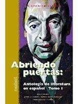9780618222063: Abriendo Puertas: Antologia de literatura en espanol Tomo I (Spanish Edition)