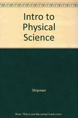 Intro to Physical Science: Shipman