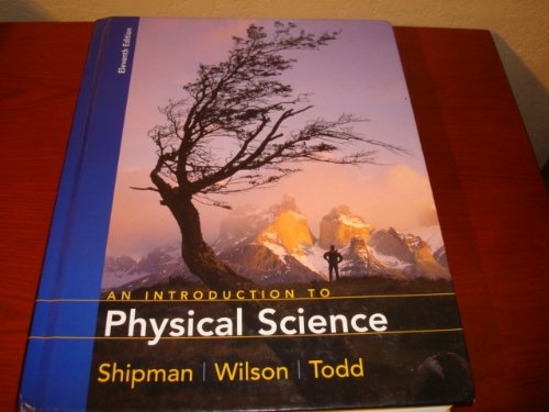 9780618223213: Laboratory Manual For an Introduction To Physical Science, 10th Edition