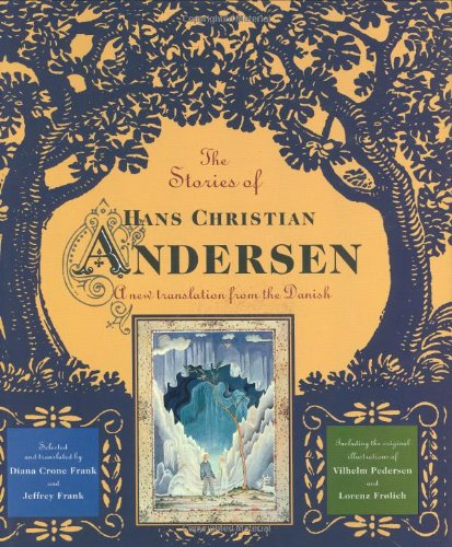 9780618224562: The Stories of Hans Christian Andersen: A New Translation from the Danish