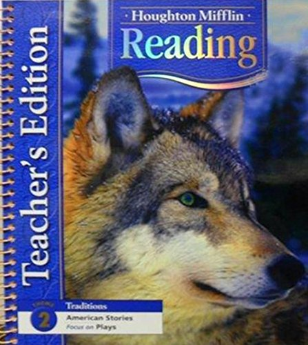 Houghton Mifflin Reading: Teacher's Edition Grade 4: HOUGHTON MIFFLIN