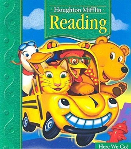 9780618225682: Houghton Mifflin Reading: Student Edition Grade 1.1 Here We Go 2005