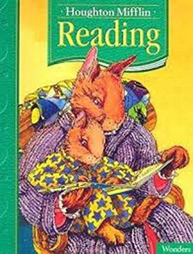9780618225729: Houghton Mifflin Reading: Student Edition Grade 1.5 Wonders 2005