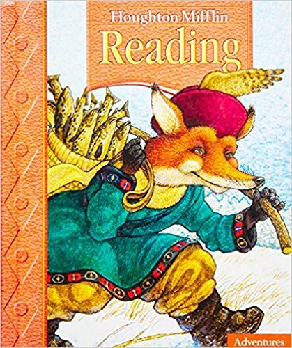 9780618225736: Houghton Mifflin Reading: Adventures