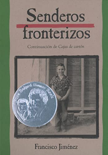 9780618226184: Senderos fronterizos: Breaking Through Spanish Edition