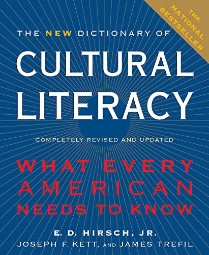 9780618226474: New Dictionary of Cultural Literacy
