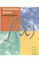 9780618226887: Intermediate Algebra: Graphs and Functions