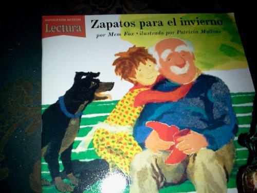 9780618228270: Lectura: Superlibritos Grade K Zapatos para el invierno (Spanish Edition)