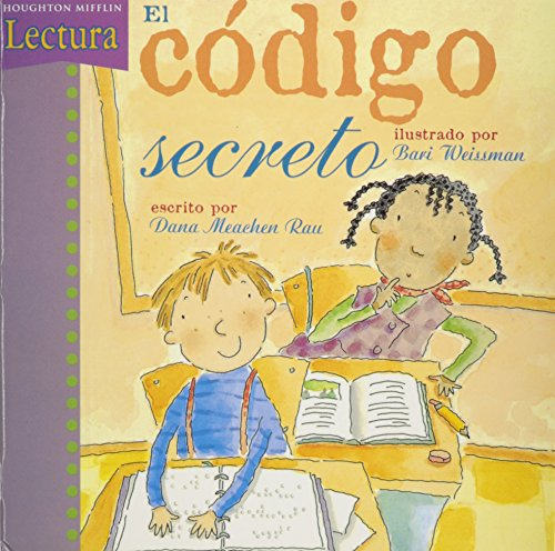 9780618228539: Lectura: Superlibritos Grade 1.2 Tema 4: El código secreto (Spanish Edition)