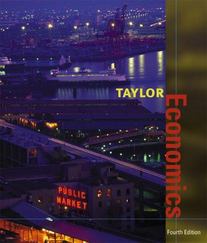 9780618230013: Economics, Fourth Edition