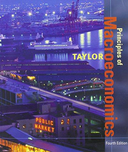 9780618230037: Macroeconomics, Fourth Edition