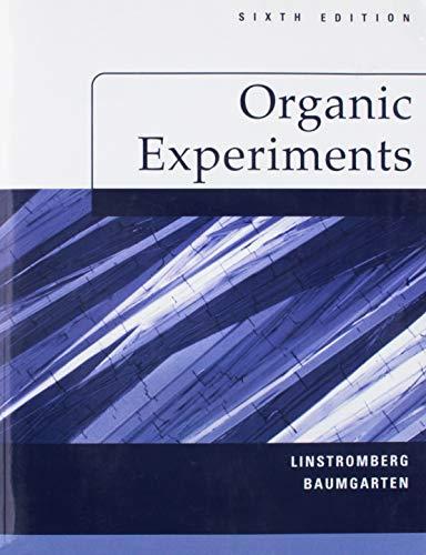 9780618231188: Organic Experiments 6th