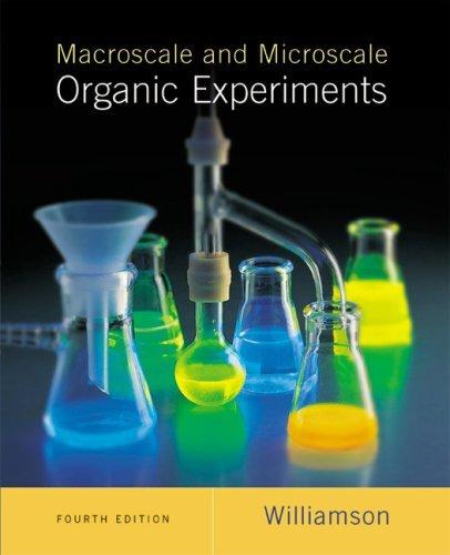 9780618233427: Macroscale & Microscale Organic Experiments