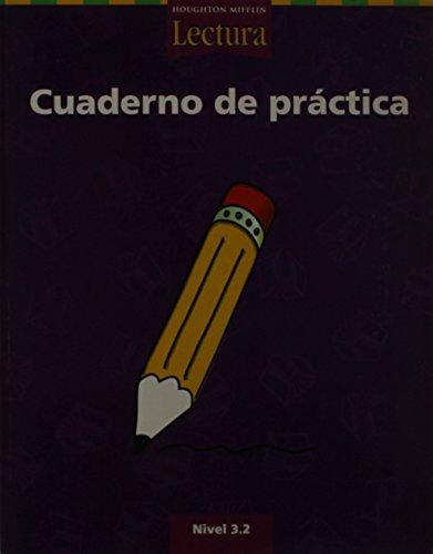 9780618235414: Reading, Practice Book Level 3.2: Houghton Mifflin Reading Spanish
