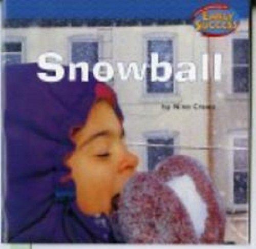 9780618237296: Houghton Mifflin Early Success: Snowball