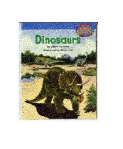 9780618237395: Houghton Mifflin Early Success: Dinosaurs