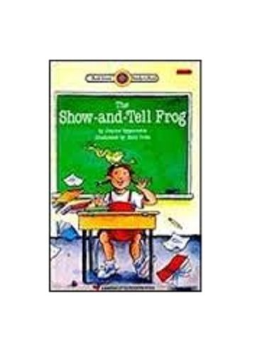 9780618237418: Houghton Mifflin Early Success: The Show-And-Tell Frog