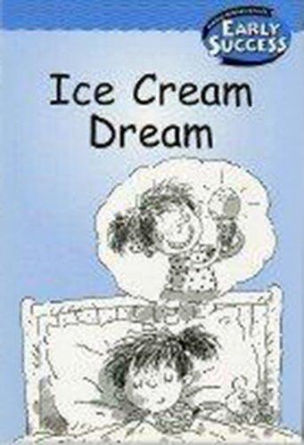 9780618237647: Ice Cream Dream Level 1: Houghton Mifflin Early Success